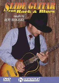 Slide Guitar for Rock and Blues - (Region 1 Import DVD)