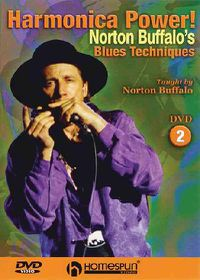 Harmonica Power - (Region 1 Import DVD)