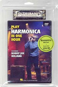Play Harmonica Pack - (Region 1 Import DVD)