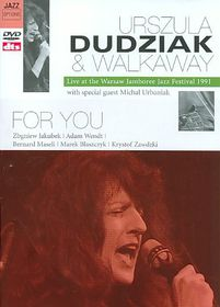 Dudziak & Walkaway:for You - (Region 1 Import DVD)