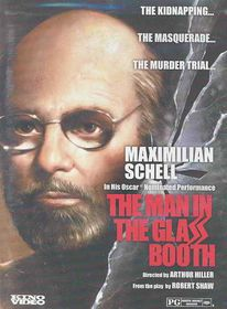 Man in the Glass Booth - (Region 1 Import DVD)