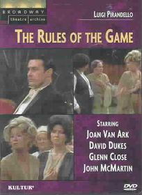 Rules of the Game - (Region 1 Import DVD)