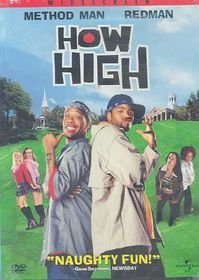 How High - (Region 1 Import DVD)