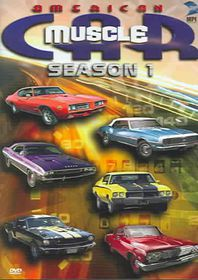 American Musclecar Season 1 - (Region 1 Import DVD)