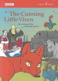Janacek - Bbc/Opus Arte DVD - Cunning Little Vixen;Nagano