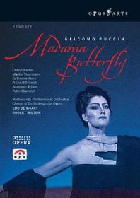 Puccini:Madama Butterfly - (Region 1 Import DVD)