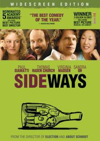 Sideways - (Region 1 Import DVD)