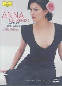 Anna Netrebko - The Woman, The Voice (DVD)