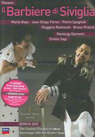 Rossini - Il Barbieri Di Siviglia (DVD)