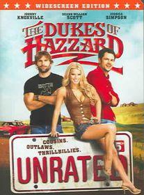 Dukes of Hazzard - (Region 1 Import DVD)