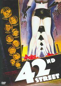 42nd Street - (Region 1 Import DVD)