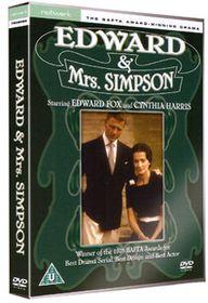 Edward & Mrs.Simpson - (Import DVD)