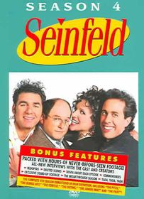 Seinfeld:Season 4 - (Region 1 Import DVD)