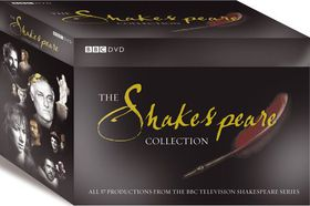 The BBC TV Shakespeare Collection (38 Disc Boxset) - (DVD)