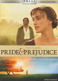 Pride & Prejudice (2005) (Region 1 Import DVD)