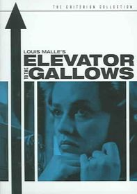 Elevator to the Gallows - (Region 1 Import DVD)