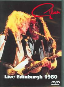 Gillan:Live Edinburgh 1980 - (Region 1 Import DVD)