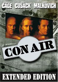 Con Air (Unrated Extended Cut) - (Region 1 Import DVD)