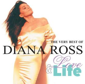 Diana Ross - Love & Life - Very Best Of Diana Ross (CD)