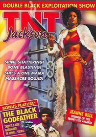 Tnt Jackson/Black Godfather - (Region 1 Import DVD)