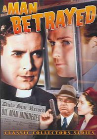 Man Betrayed - (Region 1 Import DVD)