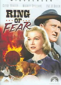 Ring of Fear - (Region 1 Import DVD)