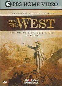 Way West - (Region 1 Import DVD)
