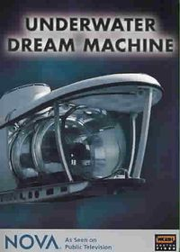 Underwater Dream Machine - (Region 1 Import DVD)