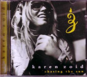 Karen Zoid - Chasing The Sun (CD)