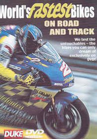 World's Fastest Bikes.  - (Import DVD)