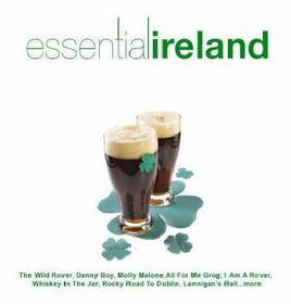 Essential Ireland - Various Artists (CD)