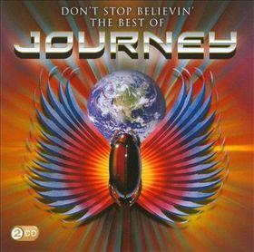 Journey - Don't Stop Believin' - Best Of Journey (CD)