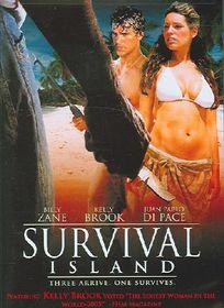 Survival Island - (Region 1 Import DVD)