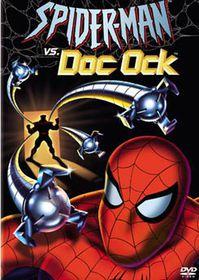 Spider-Man Vs Doc Ock - (DVD)