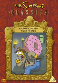 The Simpsons - Raiders Of The Lost Fridge (Import DVD)