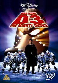 D3:Mighty Ducks (Import DVD)