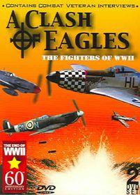 Clash of Eagles - (Region 1 Import DVD)