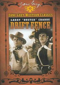 Drift Fence - (Region 1 Import DVD)