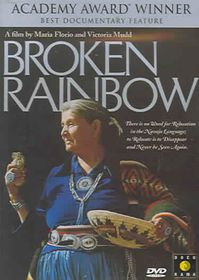 Broken Rainbow - (Region 1 Import DVD)