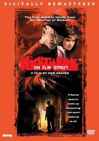 Nightmare On Elm Street Part 1 (DVD)
