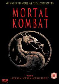 Mortal Kombat - (DVD)