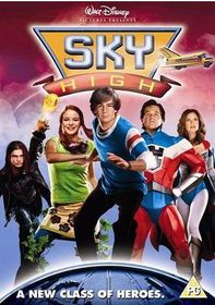 Sky High - (Import DVD)