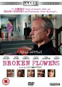 Broken Flowers - (Import DVD)