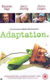 Adaptation - (Import DVD)