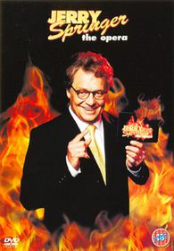 Jerry Springer-The Opera - (Import DVD)