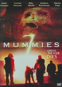 7 Mummies - (Region 1 Import DVD)