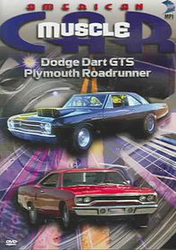 American Muscle Car: Dodge Dart GTS, Plymouth Roadrunner - (Region 1 Import DVD)