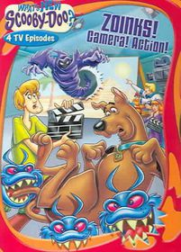 What's New Scooby-Doo? Vol 8: Zoinks, Camera, Action! - (Region 1 Import DVD)