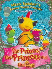 Miss Spider's Sunny Patch Friends - The Prince, the Princess and the Bee - (Region 1 Import DVD)