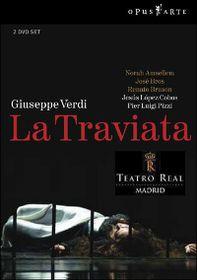 Verdi Giuseppe (1813-1901) - La Traviata (DVD)